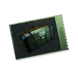 Icon supply crate