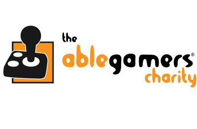 Logo ablegamers charity